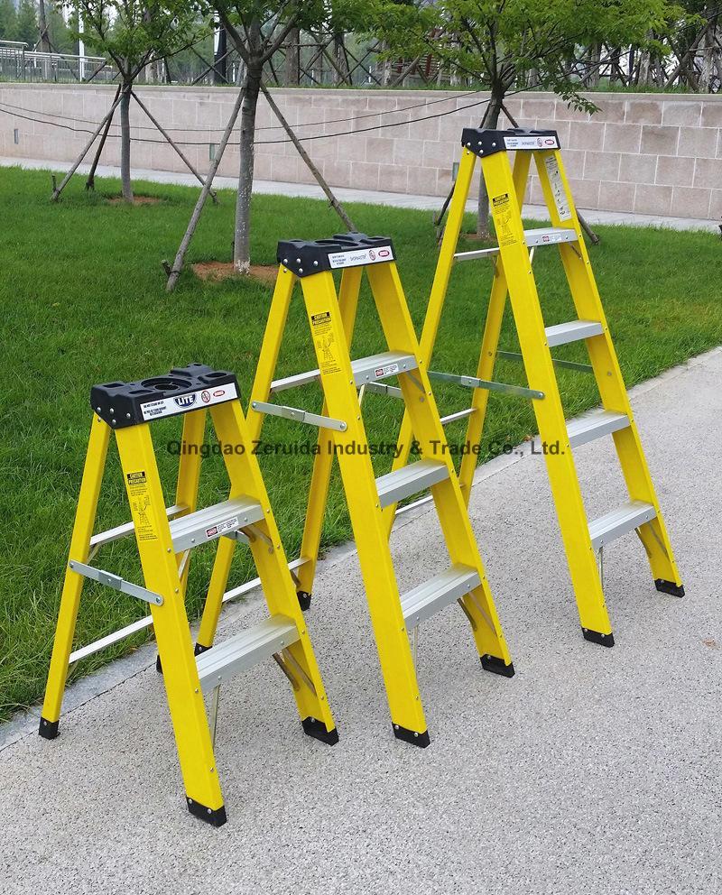 Fiberglass ladder ZRDT-1006